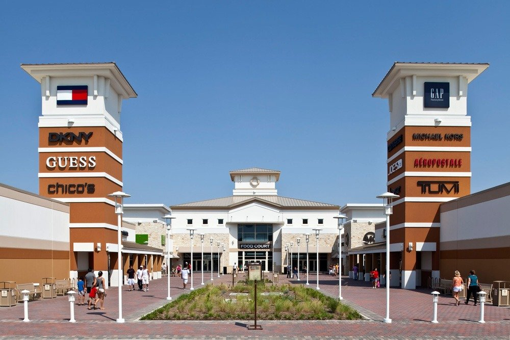 Shop at Grand Prairie TX Premium Outlets