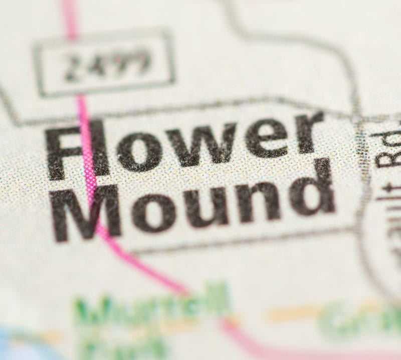 Enjoy nature in beautiful Flower Mound, TX